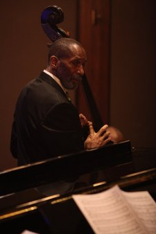 Ron Carter / Nyack Library / Photo by Susan Stava