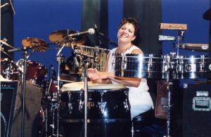 Latin Jazz: Percussionist/Vocalist Mayra Casales