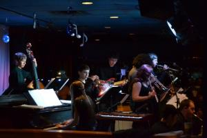The Rockland Youth Jazz Ensemble