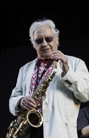 Alto Sax Legend Lee Konitz