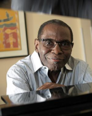 Jazz Piano Legend George Cables