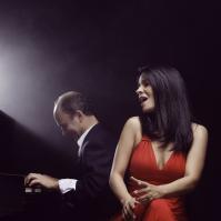 Maucha Adnet-vocals & Helio Alves-piano